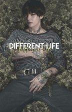 حياة مختلفة { الجزء 1 }  by 7iiixo