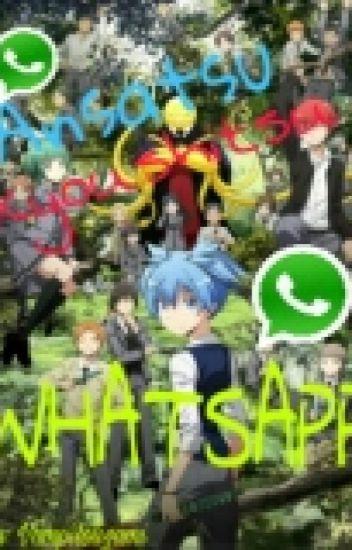 Ansatsu Kyoshitsu Whatsapp