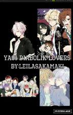 Yaoi Diabolik Lovers -Cerrado- by _Kzuzeth_