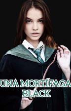 Una Mortifaga Black(severus Snape Vs Tom Riddle) by nereaarenas1016
