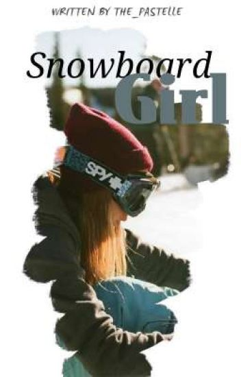Snowboarder Girl ✔