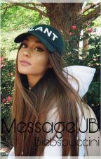 Message/JB by Biebspuccini