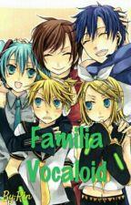Familia Vocaloid by RinAndLenKagamine02