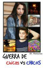 Guerra De Chicas Vs Chicos by Memorixs