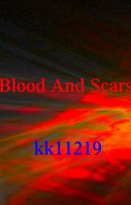Blood And Scars (A Hellhounds Novel) by kk11219