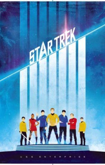 Star Trek ⇢ Reader Inserts