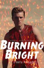 Burning Bright (Peeta X Reader) [ON HIATUS] by -fromthehallows