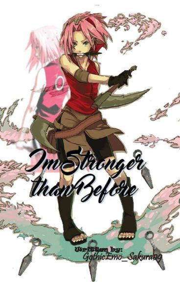 I'm Stronger Than Before! (ALG Prequel)
