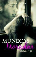 MUÑECAS MORADAS | Rubius & Tu by Oriana_barrios