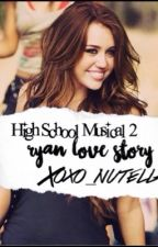 High School Musical 2 Ryan love story by xoxo_nutella