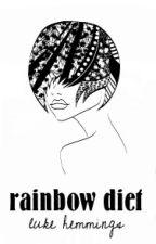 rainbow diet {luke hemmings} by irwieskitkat