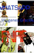 WhatsApp/Fnaf/e Imagens Graciosas by otaku_fujoshigold