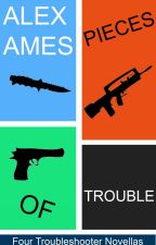 Private Trouble - A Troubleshooter Novella by alexames