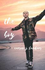 ✿The Boy - Carson Lueders fanfiction✿ (FINISHED AND UNDER EDITING) by carsonscrayon