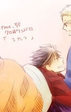 Good Morning OneShots Kuroo x Tsukishima by Kingsmii