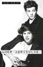 Amor Agridulce |Larry| by ale-aleju