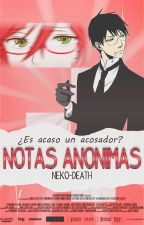 Notas anonimas [Grelliam/AU] by Neko-Death
