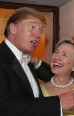 Election - A Hillary Clinton And Donald Trump Fanfic by Loke_LeoTheLion