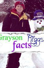 Grayson Riggs Facts by chxndleruxdark