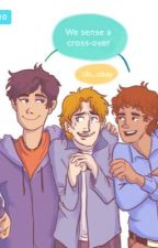 Magnus chase meets the seven by PiperNola