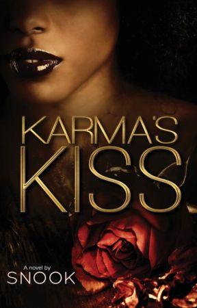 Karma's Kiss by AuthorSnook