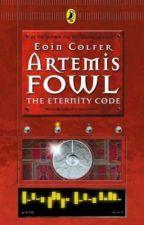 Artemis Fowl: The Eternity Code (book 3) by cclingerman