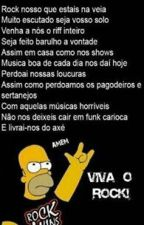 Frases Do Rock by hsjjakwkdjjd