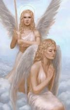 Halos and Wings: Angels by Clair-Rose