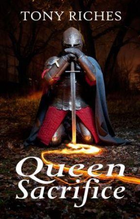 Queen Sacrifice by tonyriches