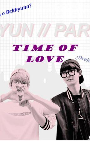 Times Of Love BaekYeol-ChanBaek by Luinyeni