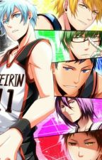 Anime Rap Поколение Чудес (Баскетбол Куроко) by madara361