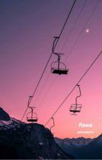 flaws || c.h. au by zennosyne