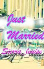 Just married by Sierra_Louise