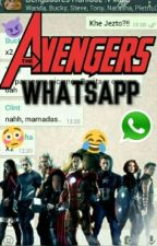 Avengers: Whatsapp #MarvelAwards  by WandaDBarnes