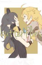 Butterflies [blake x yang] by gracideaflower