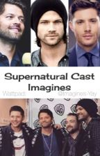 Supernatural Cast Imagines by Imagines-Yay