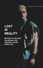[LOST IN REALITY] m;c by thegalaxydefender