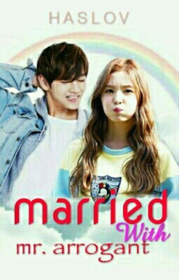 Married With Mr. Arrogant [Vrene FANFICTION]