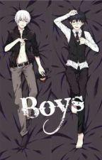 Boys by raeshan_