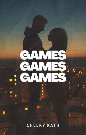 Games, Games, Games (An Ashton Irwin Fanfic) by cheekykath