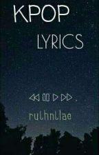 Kpop Lyrics by ruthntlae