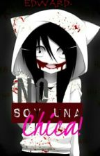 NO Soy Una Chica! (CreepysXJeff) by -Link2000-