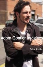 Adam Gontier Imagines by jawdroppingluke