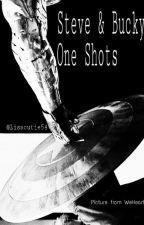 Steve Rogers & Bucky Barnes One Shots by Lisacutie54
