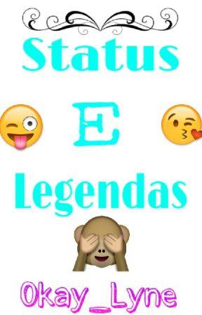 Status E Legendas Frases E Legendas De Músicas Wattpad