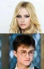 Sabrina Grimm and Harry Potter by SabrinaGrimm