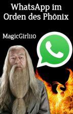Whatsapp im Orden des Phönix (HP ff) by MagicGirl110