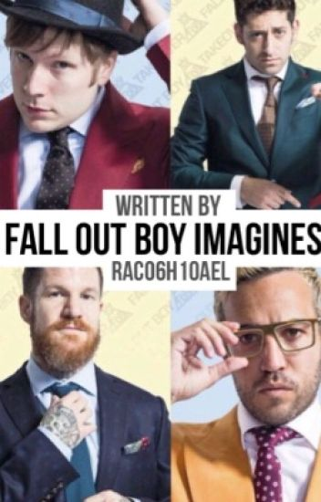 Patrick Stump/Fall Out Boy Imagines