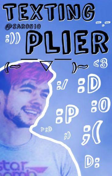 Texting plier - Septiplier