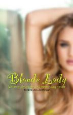 Blonde Lady by anar_esc_azerbaijan